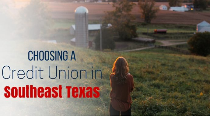 Credit Unions Southeast TX