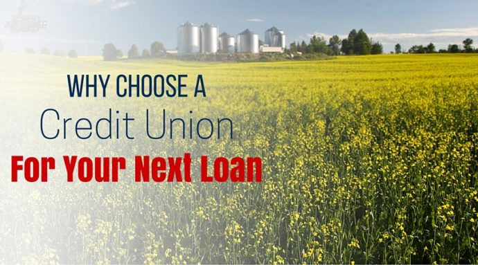 Get a loan from a Credit Union