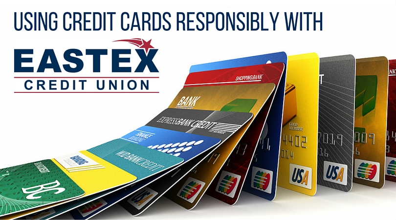 Using credit cards responsibly