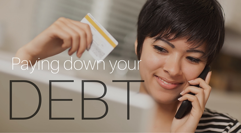 Paying down your debts with Eastex