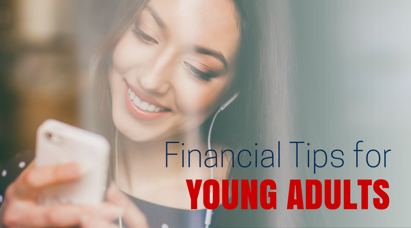 Finance advice for young adults