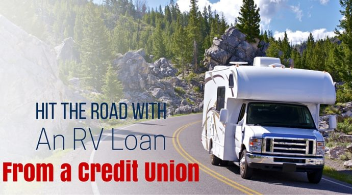 Credit Union RV Loans from Eastex