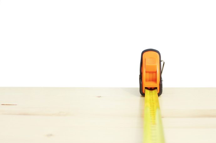 tape measure to add value to home