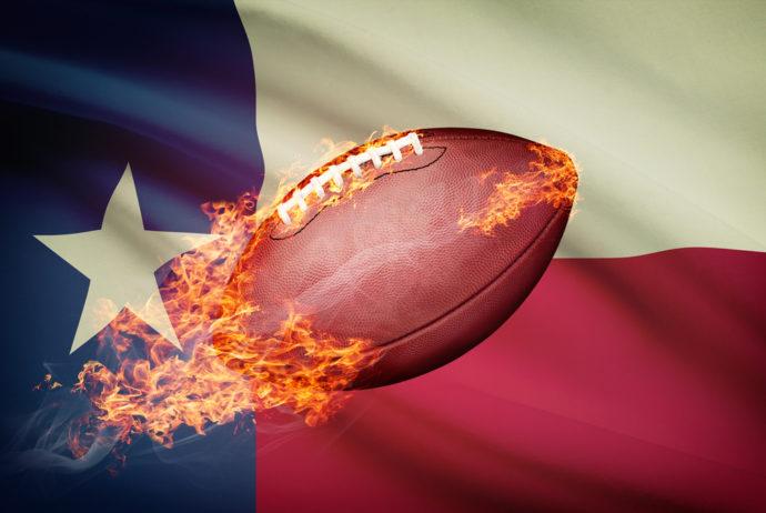 Friday Night Football, High School Football season in TX