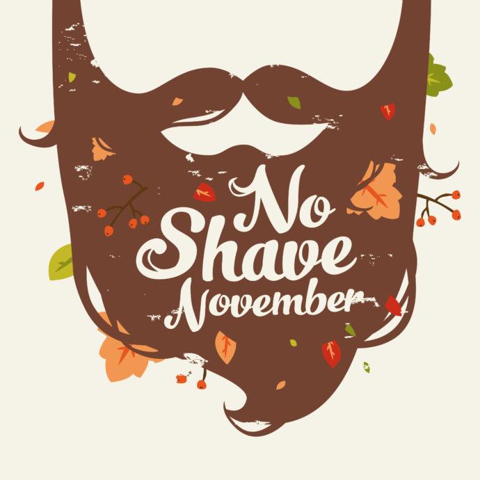 No Shave November, breard