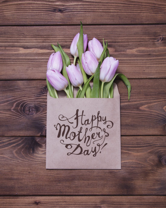 Mother's Day Ideas from Eastex Credit Union
