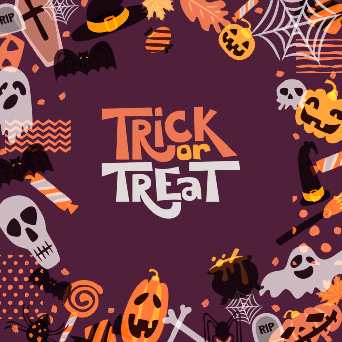Trick Or Treating Safety Tips Eastex Credit Union Texas Credit